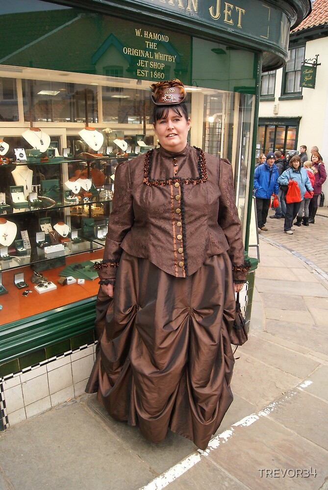 The Goth Weekend at Whitby, Oct 2011. 41 by TREVOR34