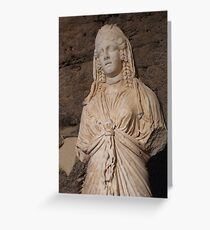 Priestess of Isis Greeting Card