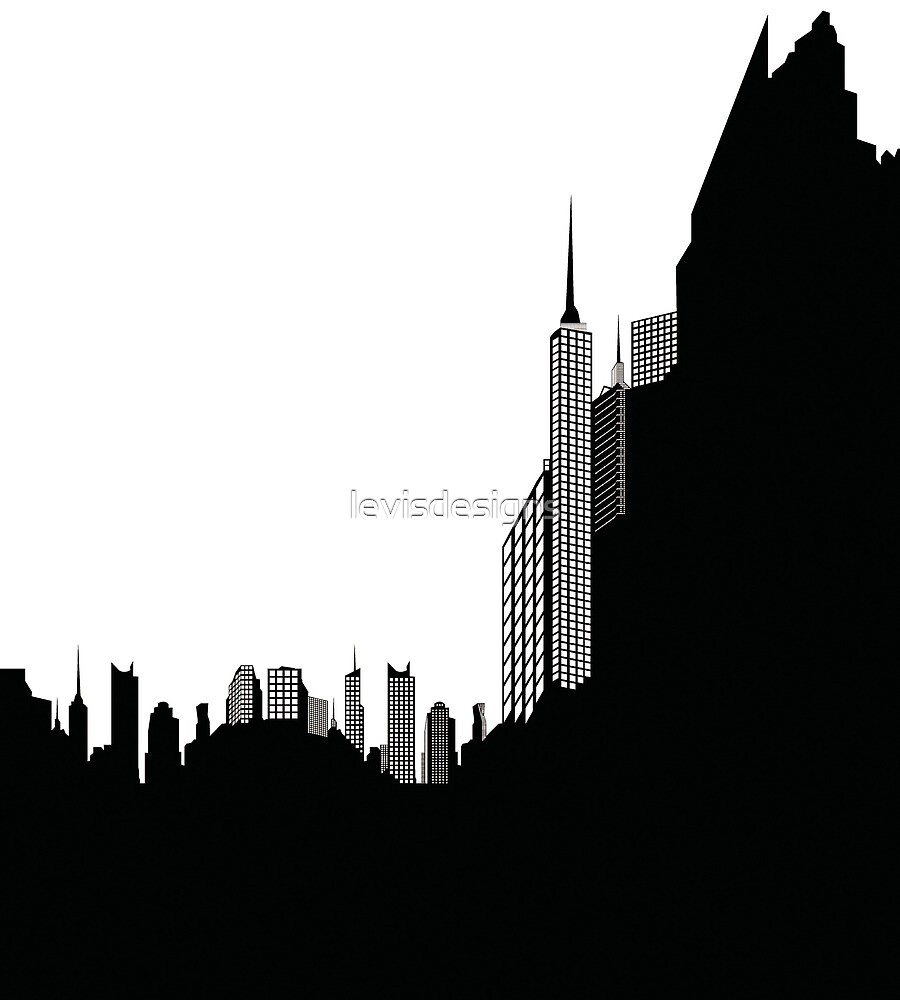 Mo Downtown City by levisdesigns