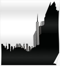 Mo Downtown City Poster