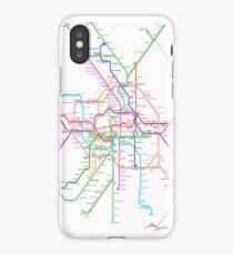 Berlin Metro iPhone Case