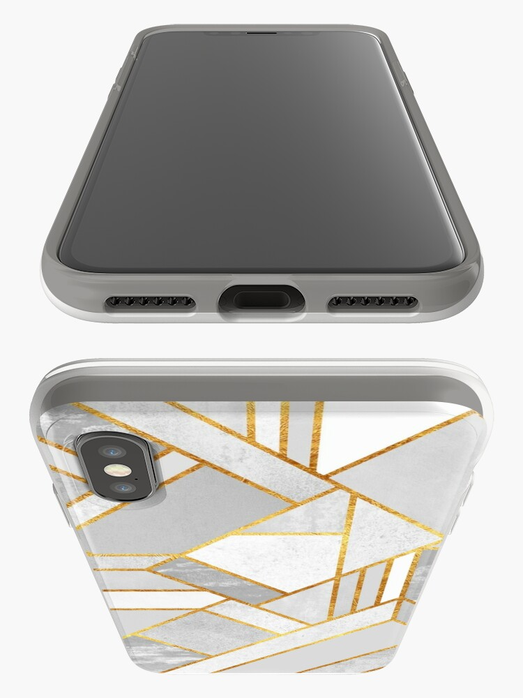 Alternate view of Gold City iPhone Case & Cover