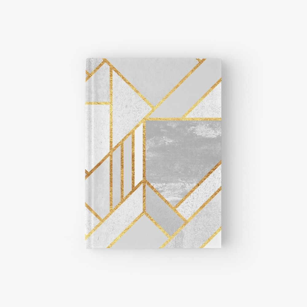 Gold City Hardcover Journal