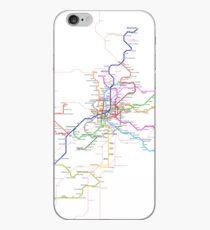 Madrid Metro iPhone Case