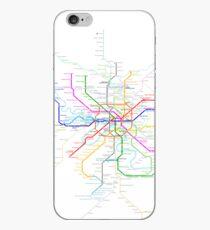 Moscow Metro iPhone Case