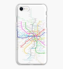 Moscow Metro iPhone Case/Skin