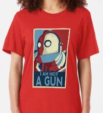 I am not a gun Slim Fit T-Shirt
