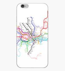 London Metro iPhone Case