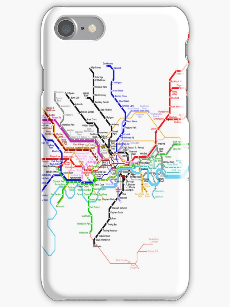 London Metro by Mary Grekos