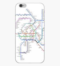 Vienna Metro iPhone Case