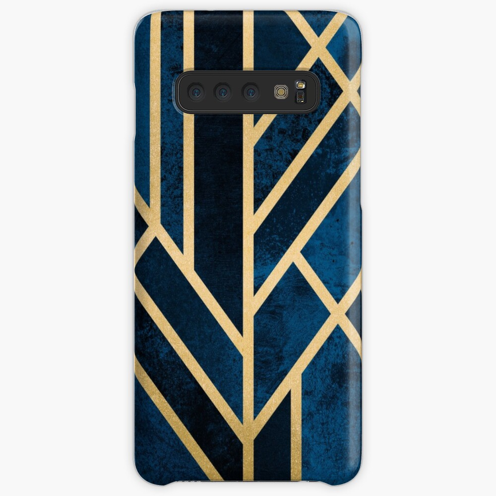Art Deco Midnight Cases & Skins for Samsung Galaxy