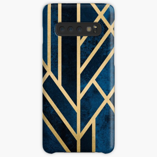 Art Deco Midnight Samsung Galaxy Snap Case