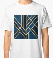 Art Deco Midnight Classic T-Shirt