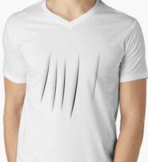 Cuts Men's V-Neck T-Shirt