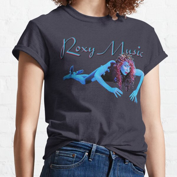 Roxy Music Classic T-Shirt