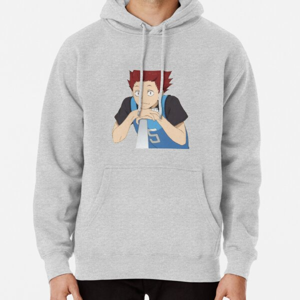 Tendou is CEO of the baby community! Pullover Hoodie