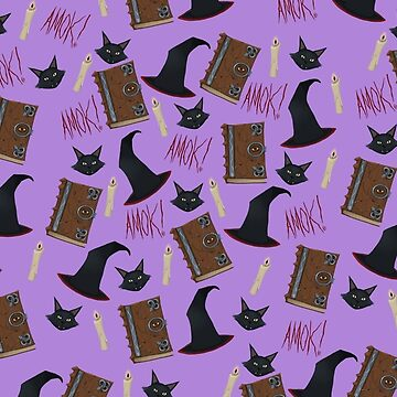 Just a Bunch of Hocus Pocus (Purple) by Tally-Todd