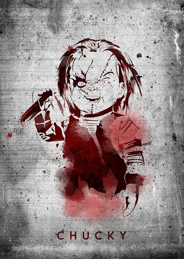 Chucky by colodesign