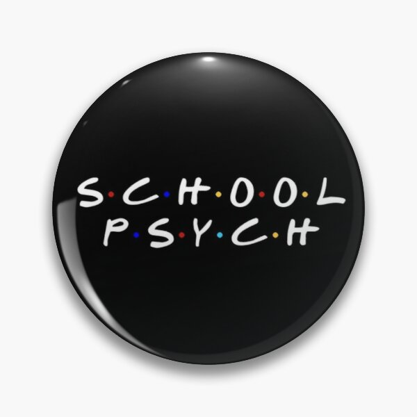 SCHOOL PSYCHOLOGIST Pin