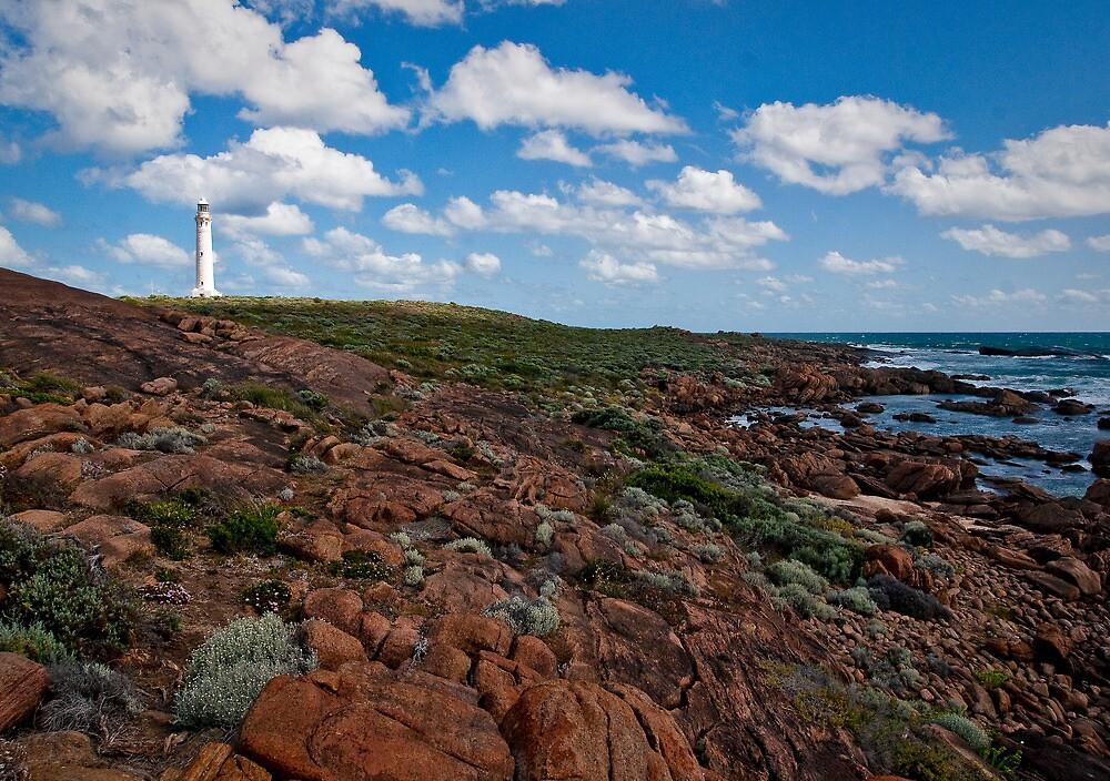 Cape Leeuwin Lighthouse by tbartoshyk