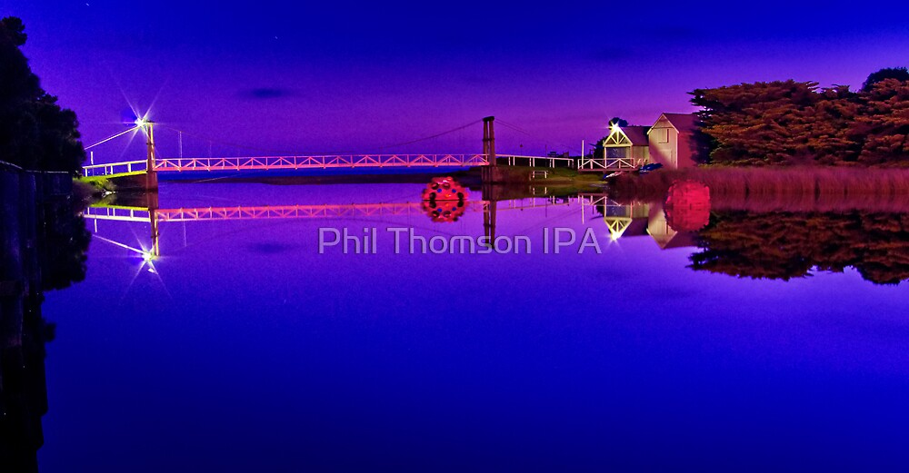 """""""Artwork On The Erskine"""" by Phil Thomson IPA"""