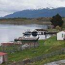 Patagonian Outpost by SkiCC