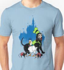 pets of the Magic kingdom Unisex T-Shirt