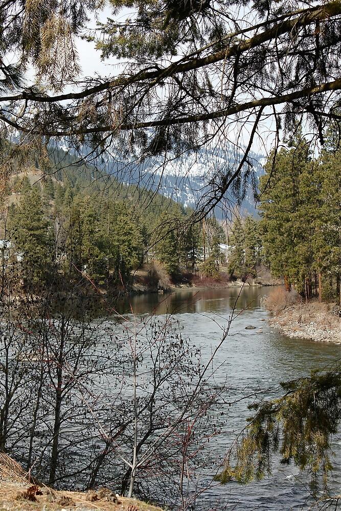 River of Peace by J.K. Sanchez
