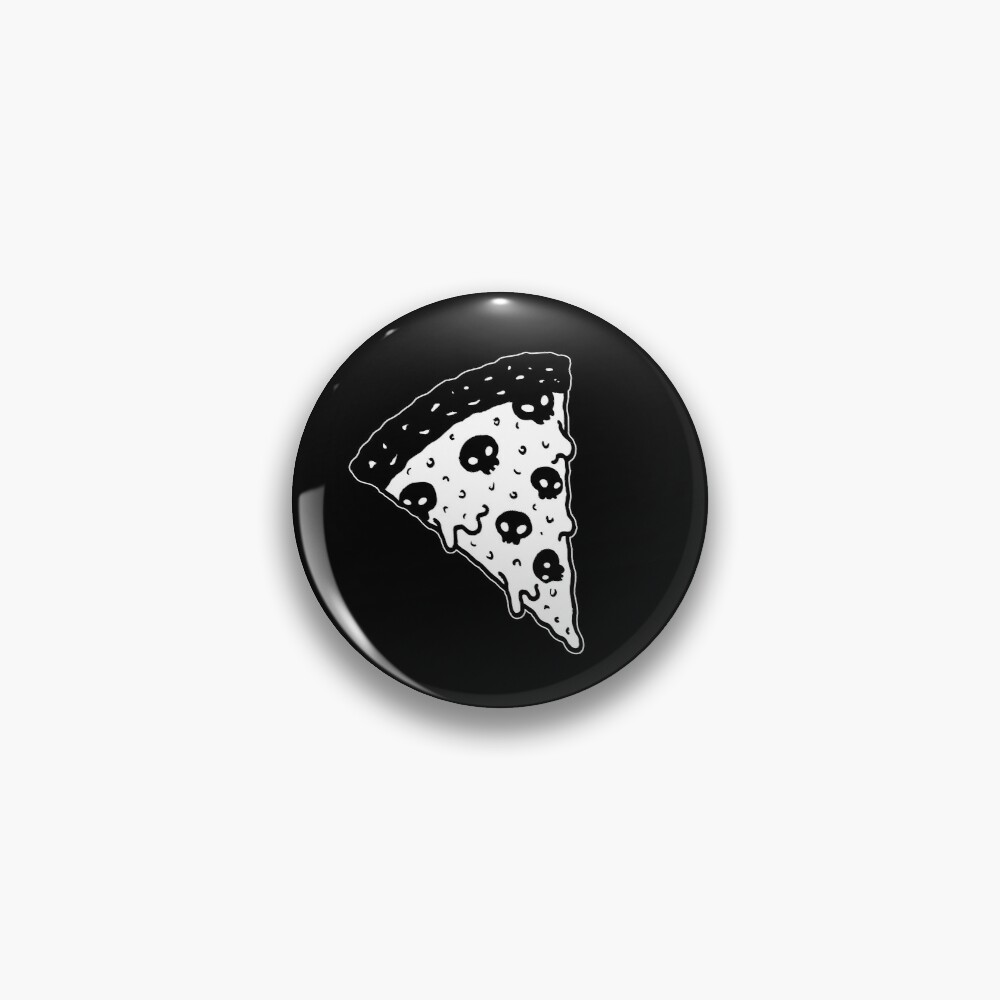 Death by Pizza Pin