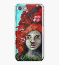 In Spring There Are Blossoms iPhone Case iPhone Case/Skin