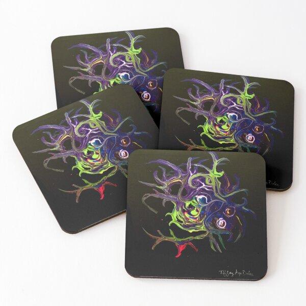 Parasite Coasters (Set of 4)
