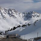 Leaving the Colorado Rockies (USA) by SkiCC