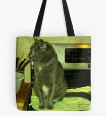 Wooly on the Stove Tote Bag