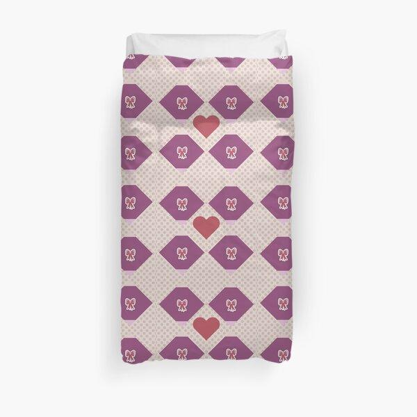 Spring Classic love Design Duvet Cover