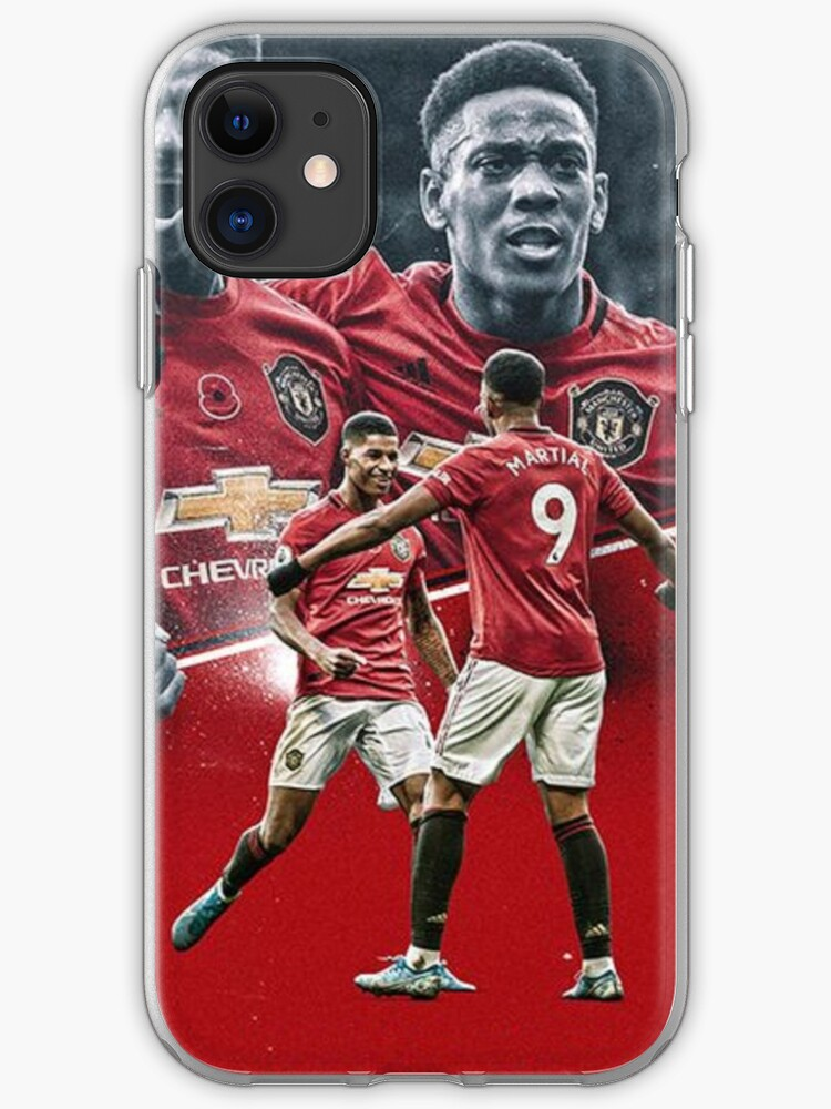 Wallpaper Rashford Art Iphone Case Cover By Juanhegar Redbubble