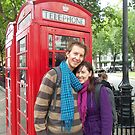 A phone call from London, England by Jekusha