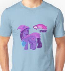 OmenCon 2012 - My Little Mage (artist: Jamie Wills) Unisex T-Shirt