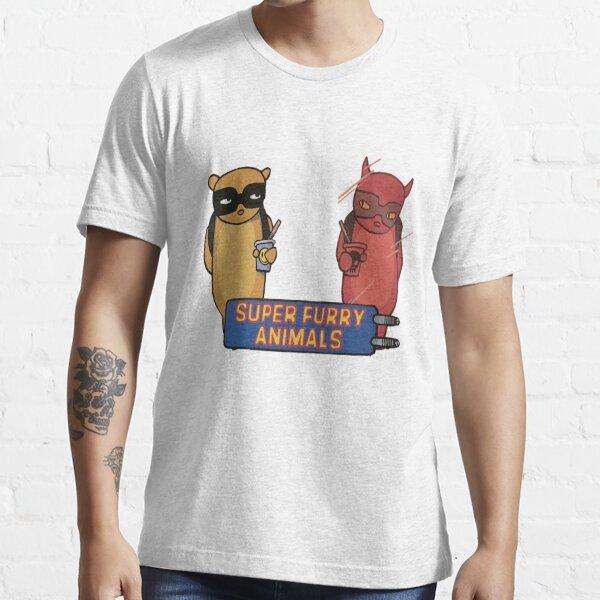 Super Furry Animals - Radiator Essential T-Shirt