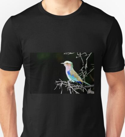 Lilac-Breasted Roller T-Shirt