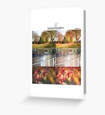 General Workflow Lightroom Preset - Deluxe Pack of 12! Greeting Card