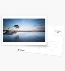 Beachmere Sunset Postcards