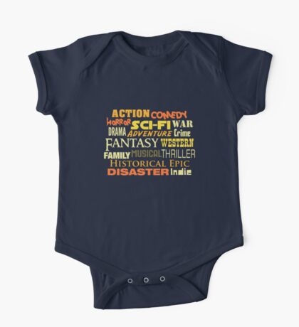 Film Types Kids Clothes