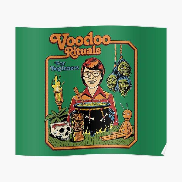 Voodoo Rituals For Beginners Poster