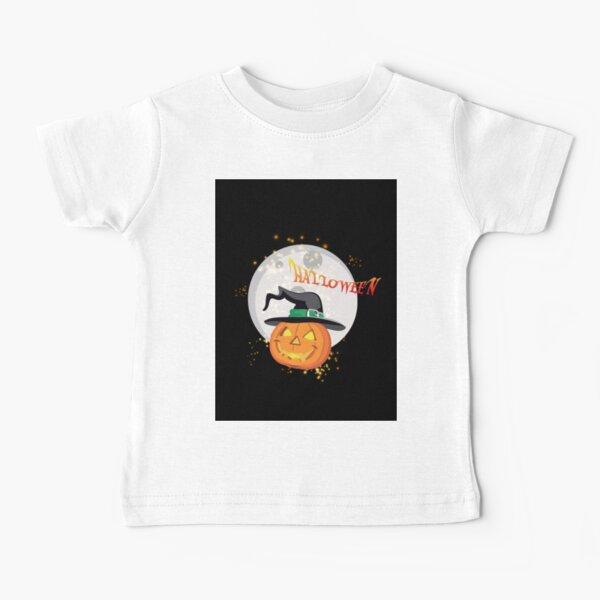 Halloween's pumpkin Baby T-Shirt