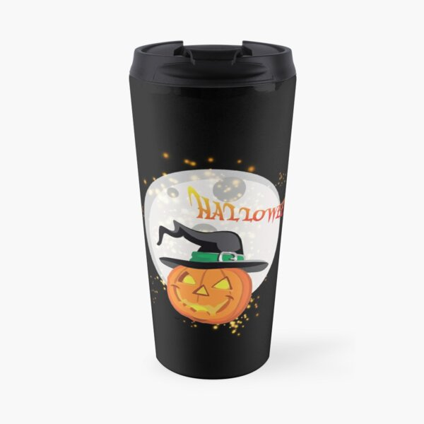 Halloween's pumpkin Travel Mug
