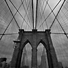 Brooklyn Bridge by James Torrington
