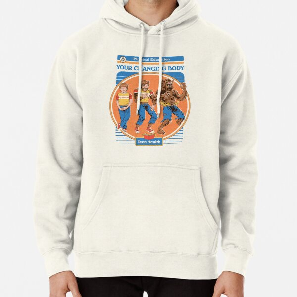Your Changing Body Pullover Hoodie