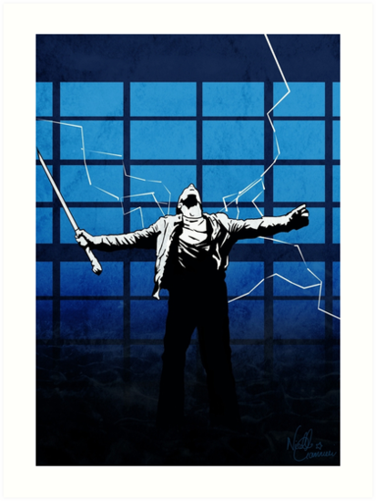 'There can be only one' - Highlander by GannucciArt