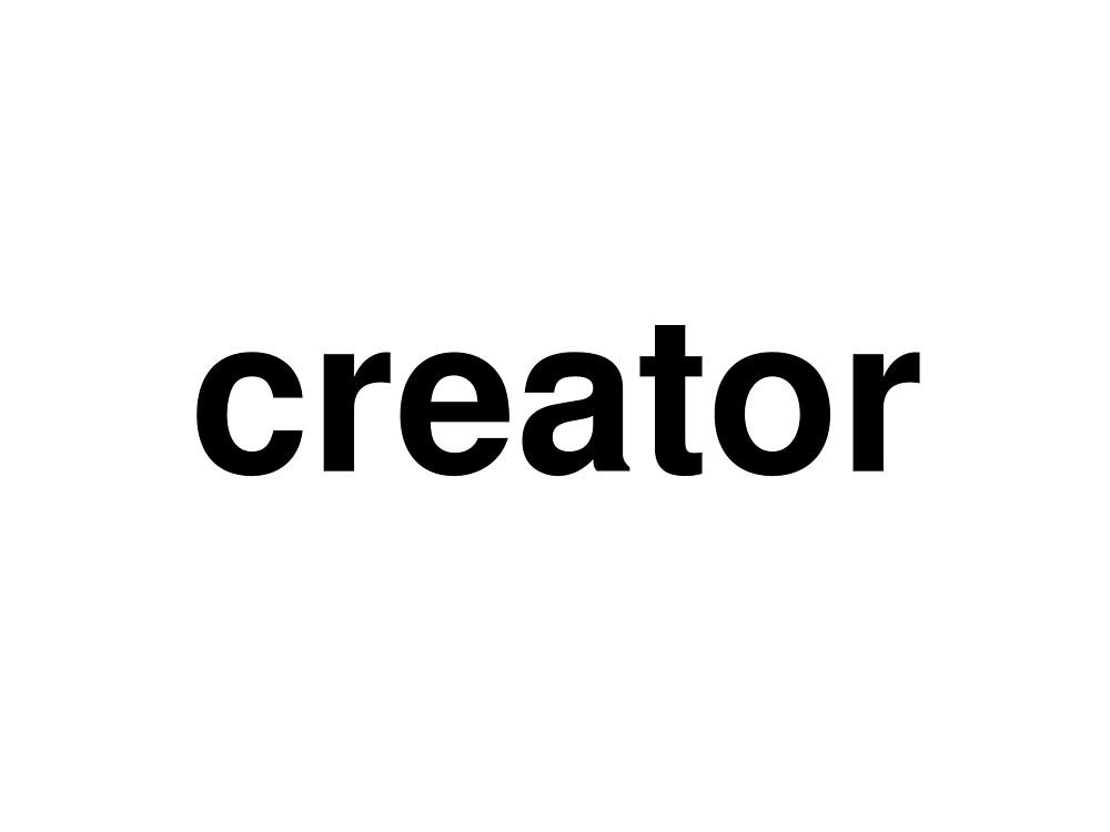 creator by ninov94