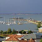 Bunbury Harbour by Maureen Smith